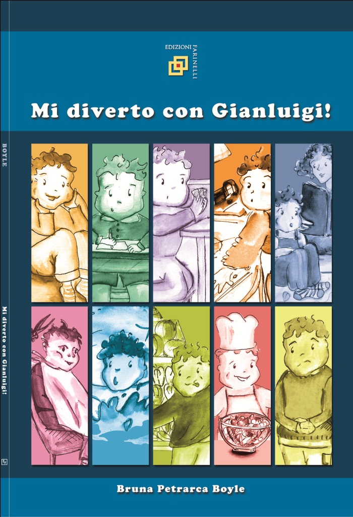 Mi diverto con Gianluigi!